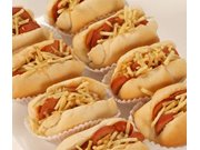 Barraquinha de Mini Hot Dog